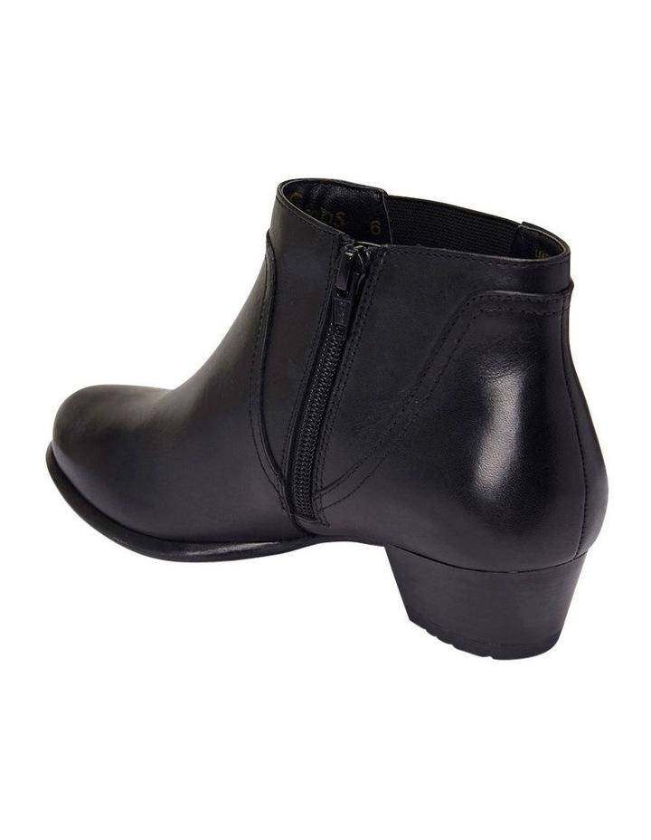 Dion Black Glove Boot image 7