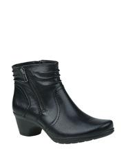 Planet Shoes - Mace Black Boot