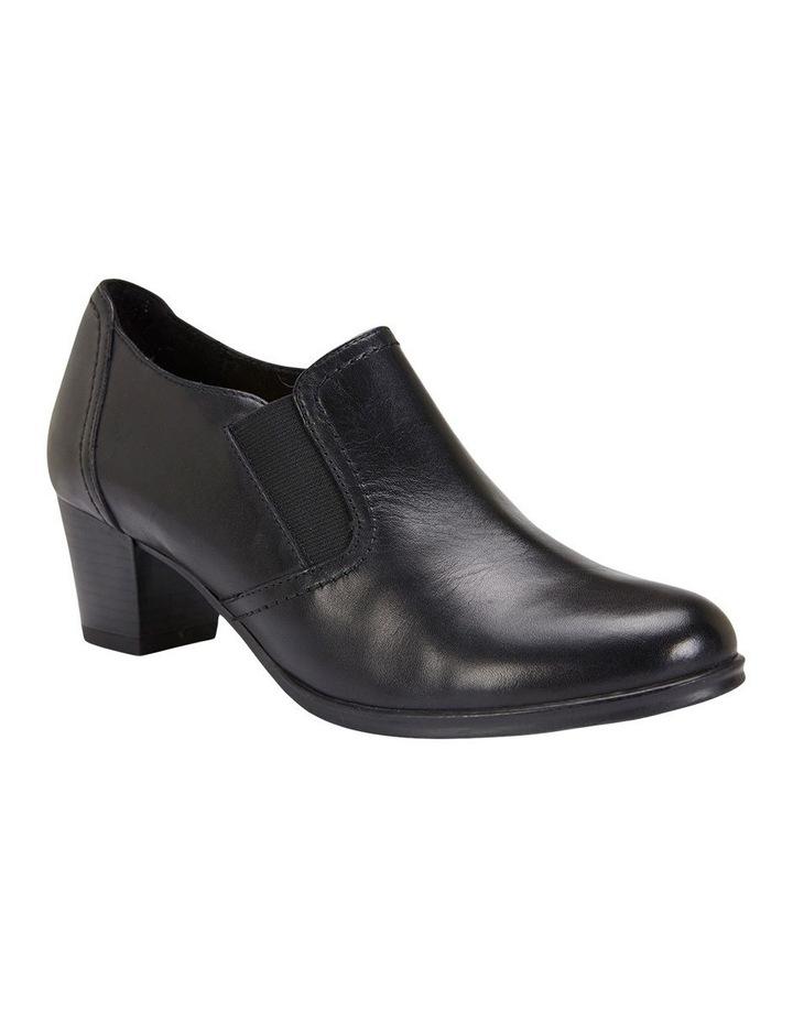 Harris Black Glove Elastic Gusset Boot image 3