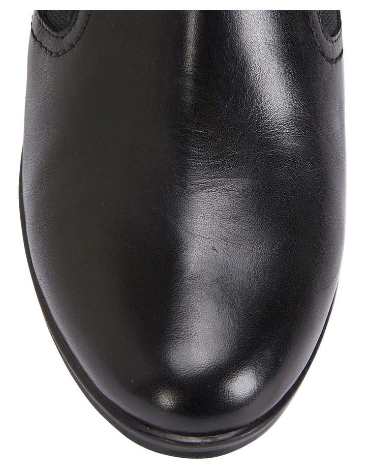 Harris Black Glove Elastic Gusset Boot image 7