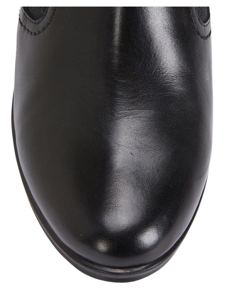 Harris Black Glove Elastic Gusset Boot image 8