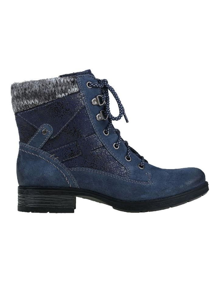 Planet Shoes Mariah Navy Boot image 1