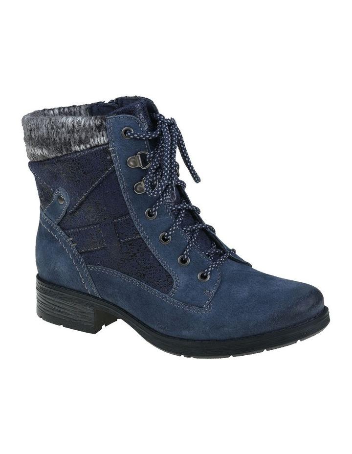 Planet Shoes Mariah Navy Boot image 2