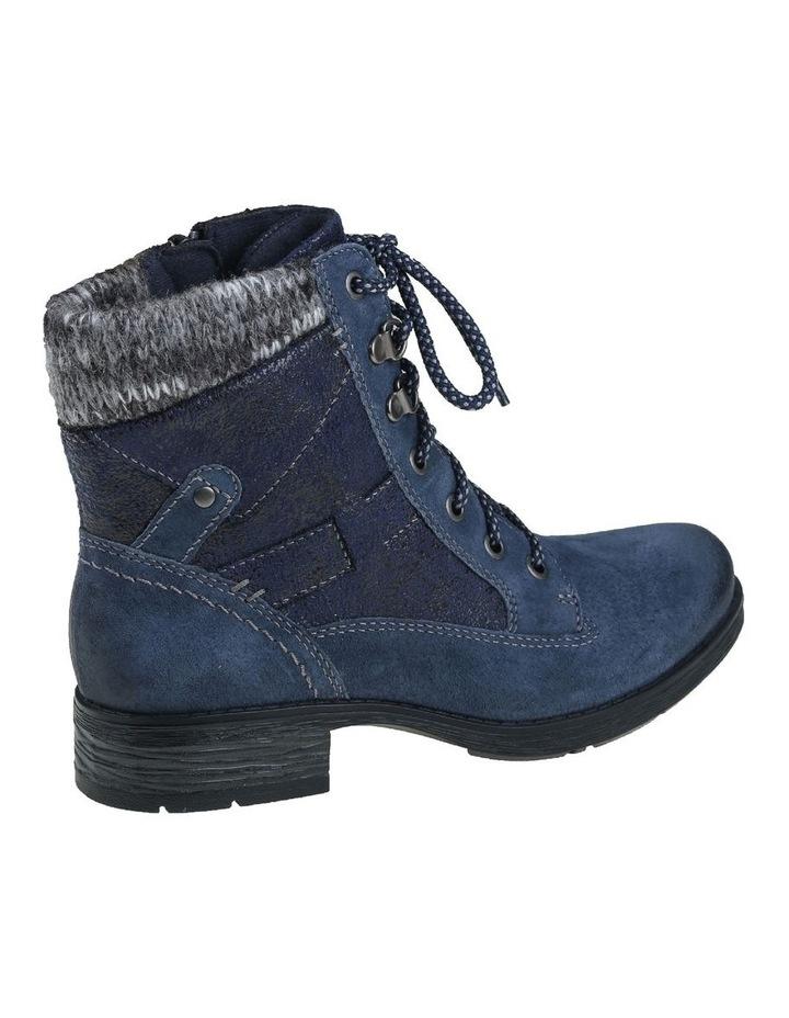 Planet Shoes Mariah Navy Boot image 3