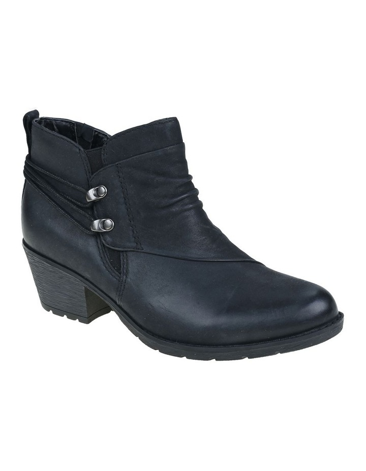 Planet Shoes Hilary Black Boot image 2