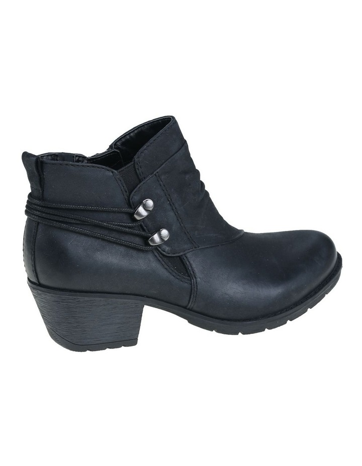 Planet Shoes Hilary Black Boot image 3