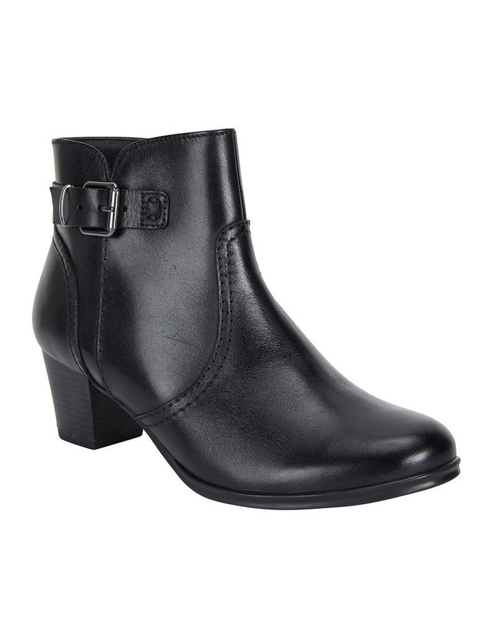 Wide Steps Mascot black glove boot image 2