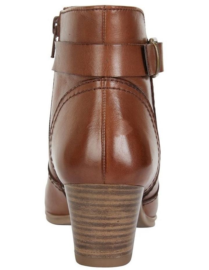 Wide Steps Mascot Cognac Glove Boot image 5