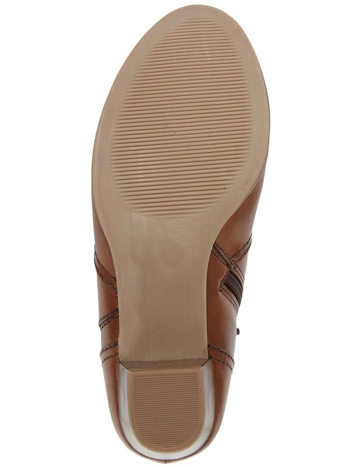 Wide Steps Mascot Cognac Glove Boot image 6