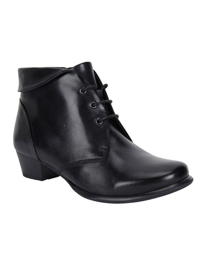 Wide Steps Driver black glove boot image 2