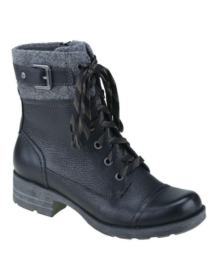 Leigh Black Boot image 1