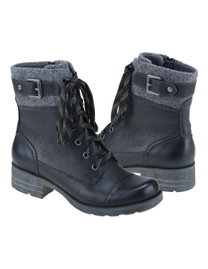 Leigh Black Boot image 2