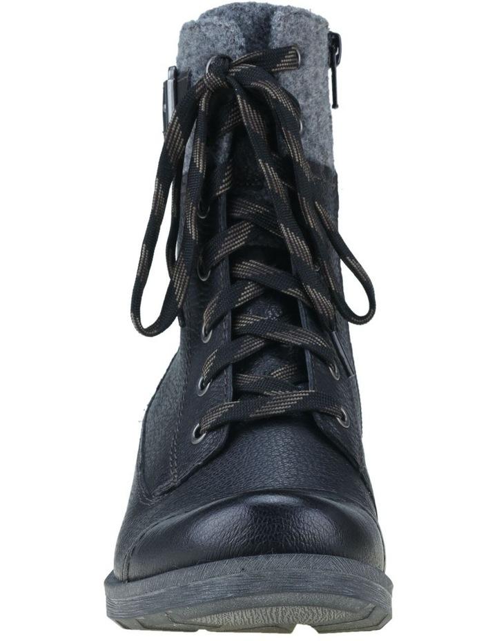 Leigh Black Boot image 3