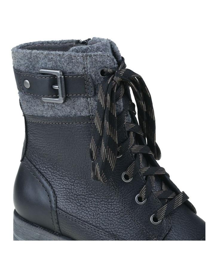 Leigh Black Boot image 4