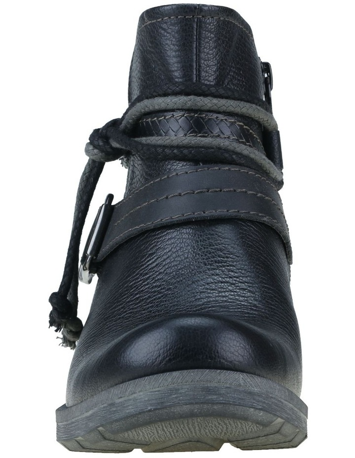 Leeds Black Boot image 3