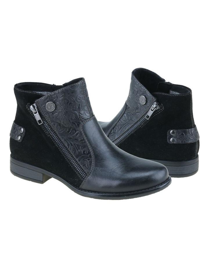 Ryde Black Boot image 2