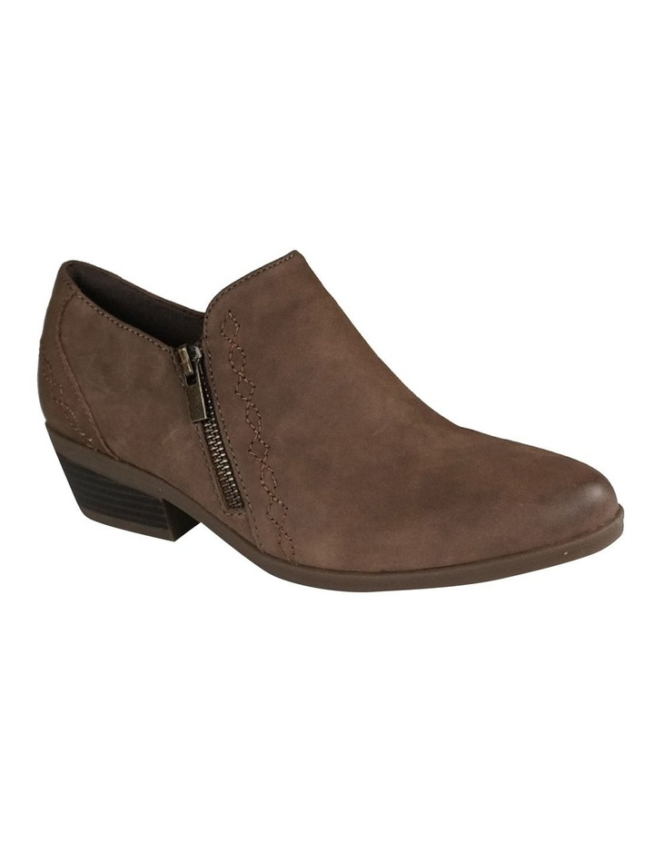 CAITLYN PLANET LEATHER BOOTIE image 1
