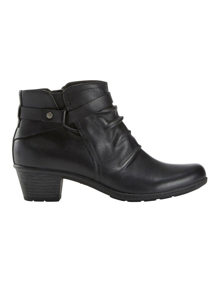 Michelle Black Leather Boot image 1