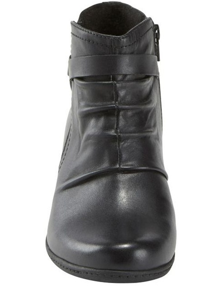 Michelle Black Leather Boot image 3