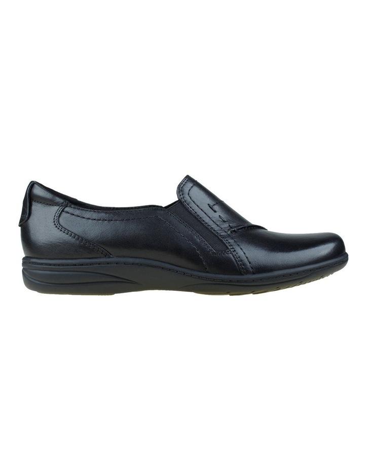 Jemima Black Flat Shoes image 1