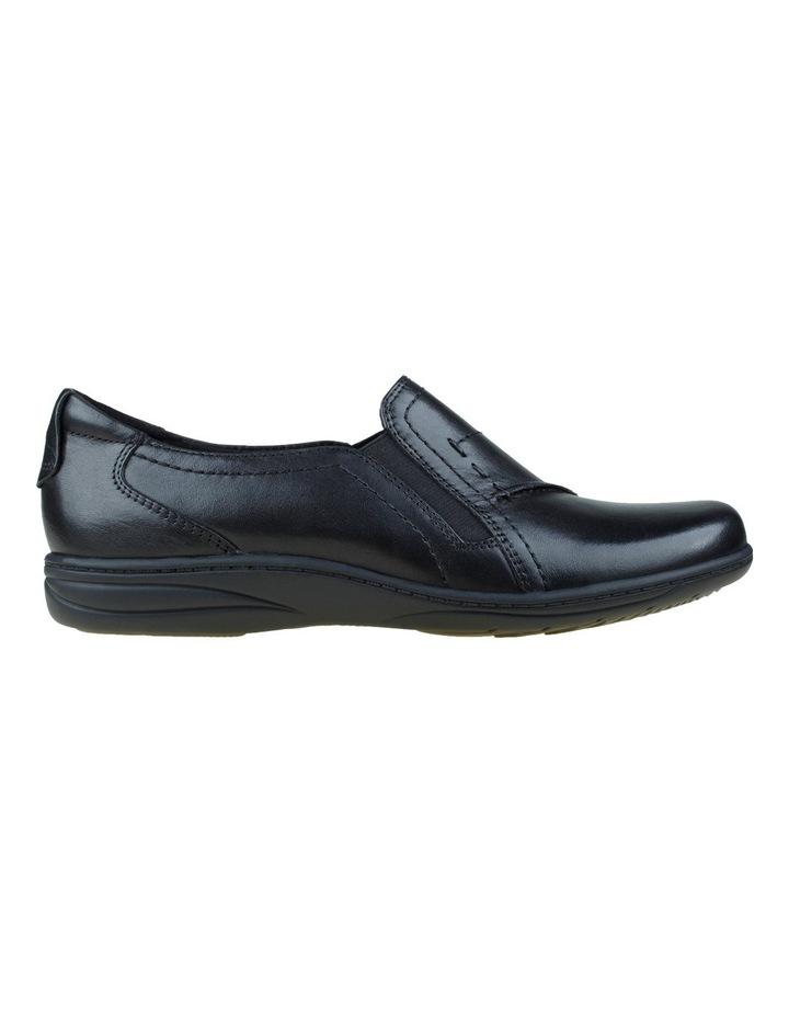 Jemima Black Flat Shoes image 2