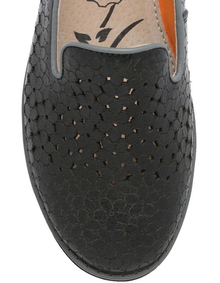 Cosita Black Flat Shoes image 3