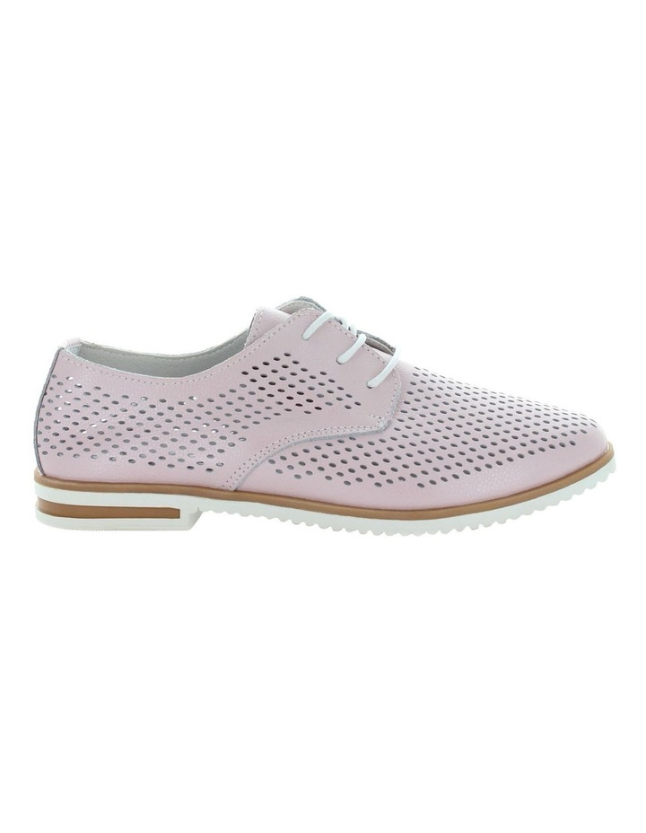 Just Bee Couture Pink Flat Shoes image 1