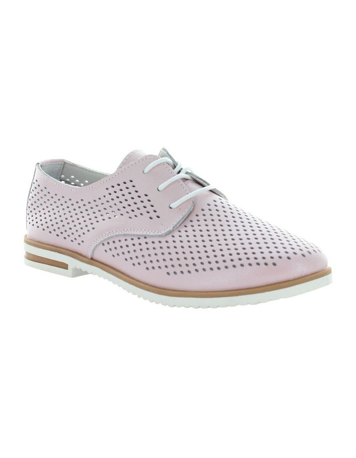 Just Bee Couture Pink Flat Shoes image 2