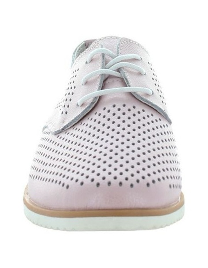 Just Bee Couture Pink Flat Shoes image 3
