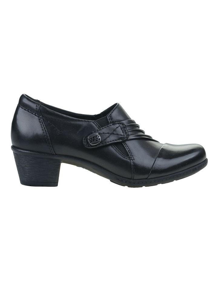 Planet Shoes Tamara Black Heeled Shoe image 1