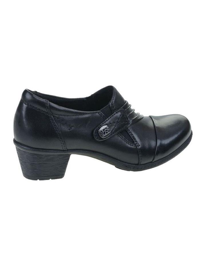 Planet Shoes Tamara Black Heeled Shoe image 3