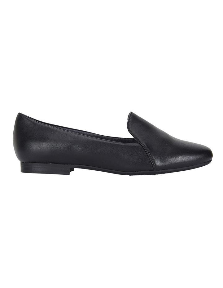 Castle Black Glove Flat Shoe image 1