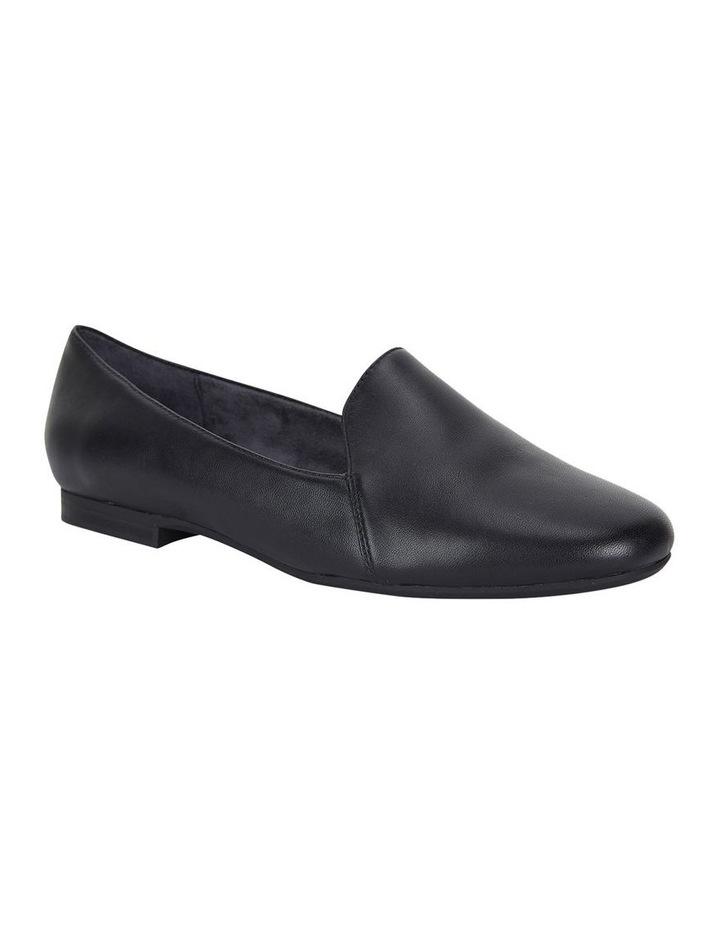 Castle Black Glove Flat Shoe image 2