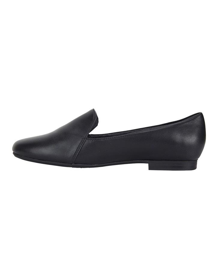 Castle Black Glove Flat Shoe image 3