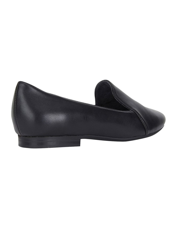 Castle Black Glove Flat Shoe image 4