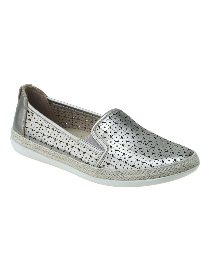 Kim Gold Flat Shoe image 1