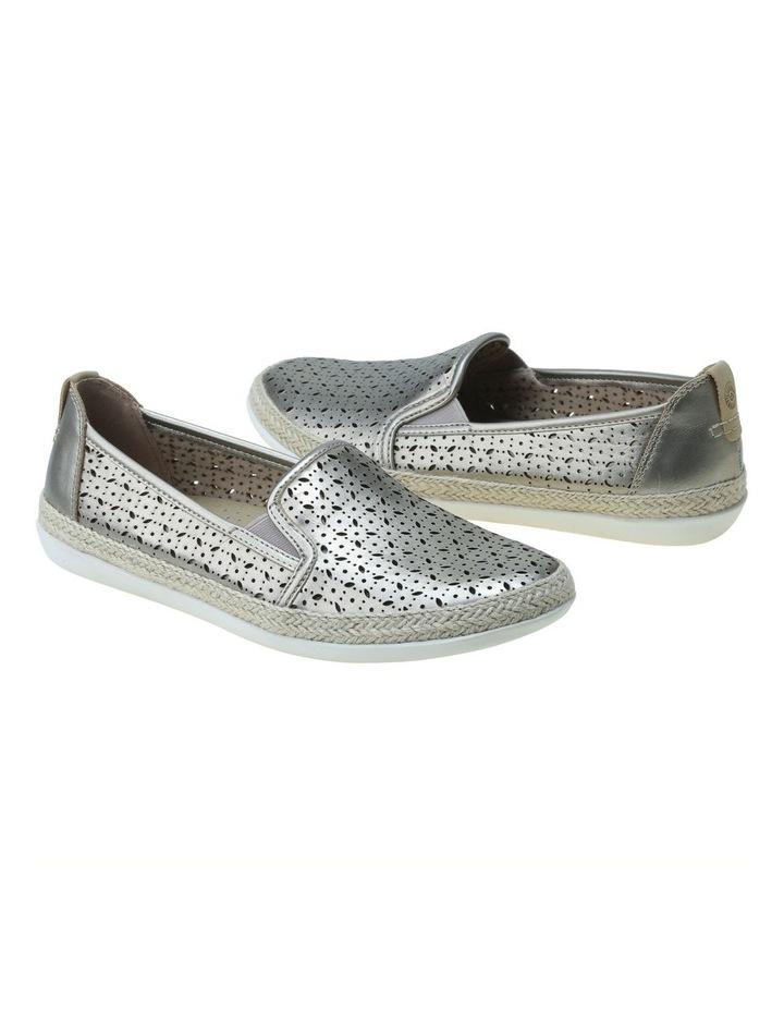 Kim Gold Flat Shoe image 2