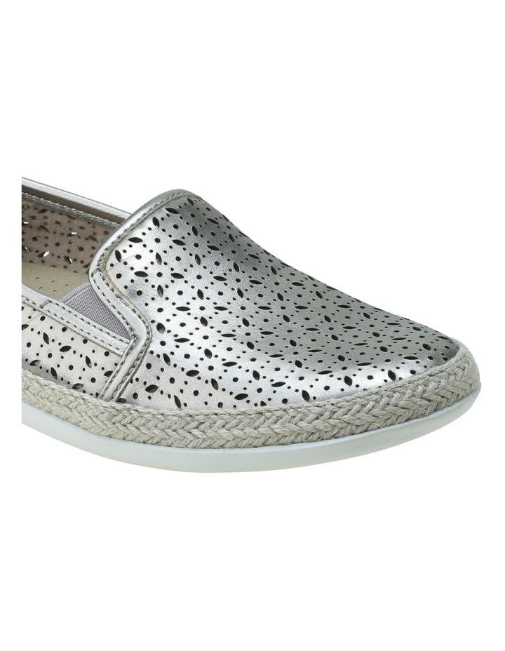 Kim Gold Flat Shoe image 3