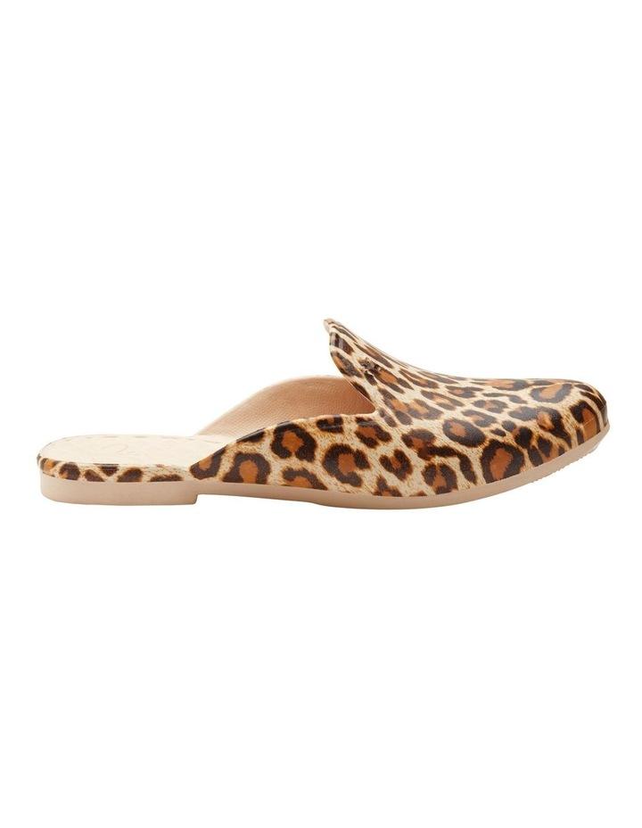 Beach Slipper Leopard Flat Shoe image 1
