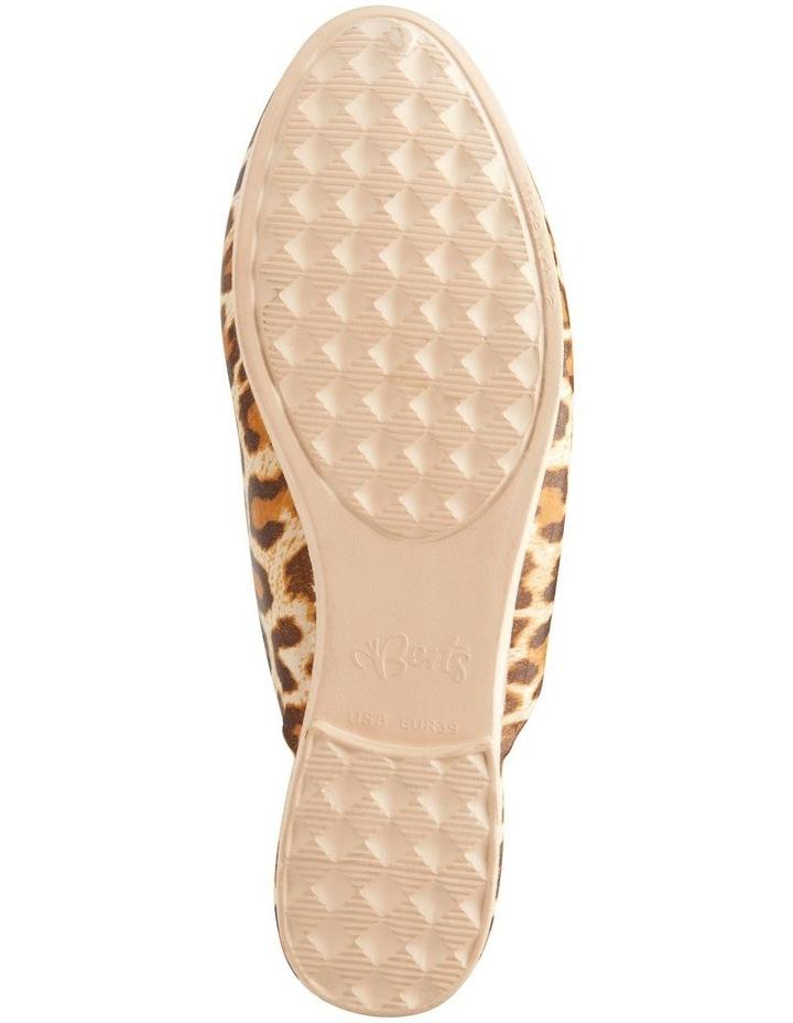 Beach Slipper Leopard Flat Shoe image 3