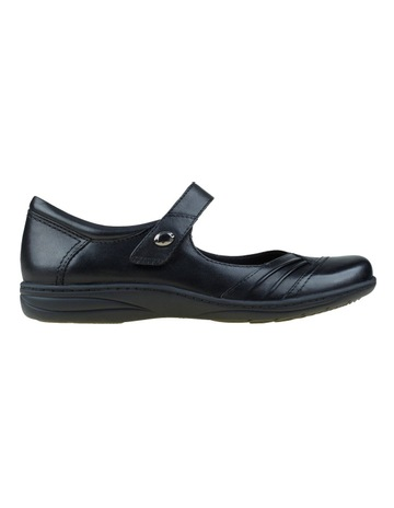 Loafers   Black, White, Leather Loafers