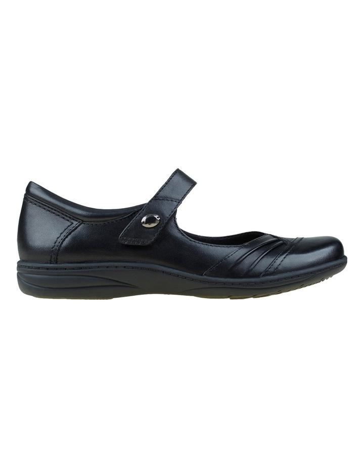 Jamie Black Flat Shoes image 2