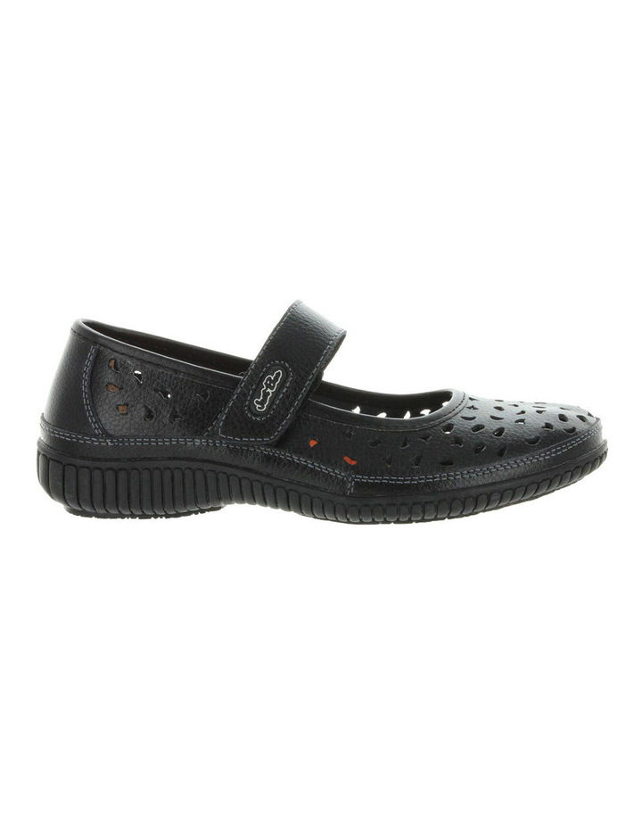 Cale Black Flat Shoes image 1