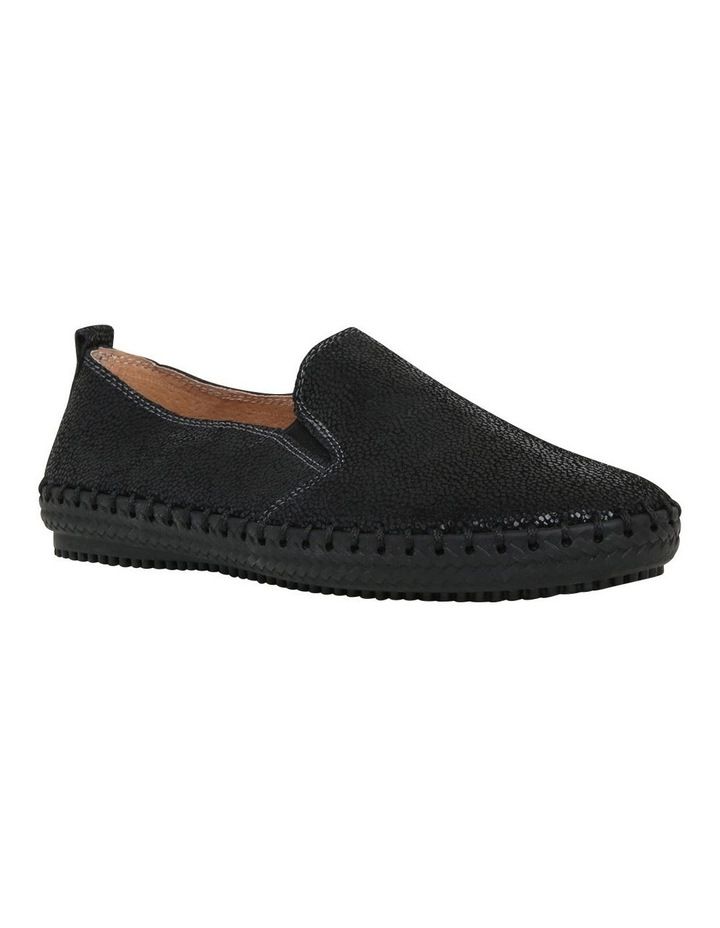 Coble Black Shimmer Sneaker image 2