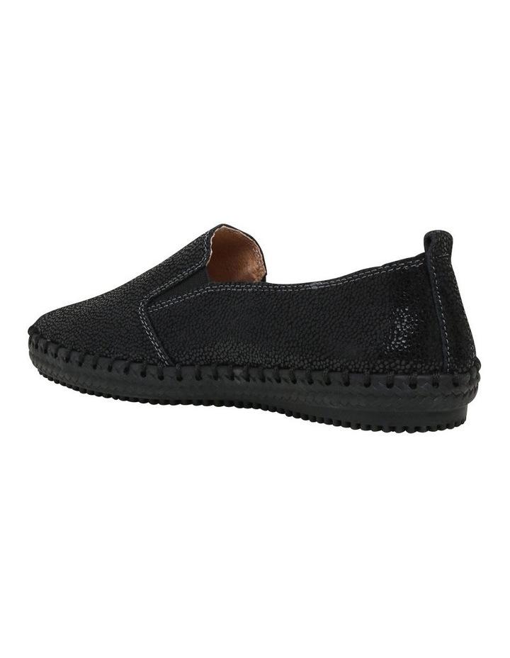 Coble Black Shimmer Sneaker image 3