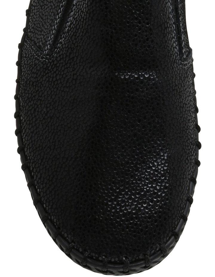 Coble Black Shimmer Sneaker image 4
