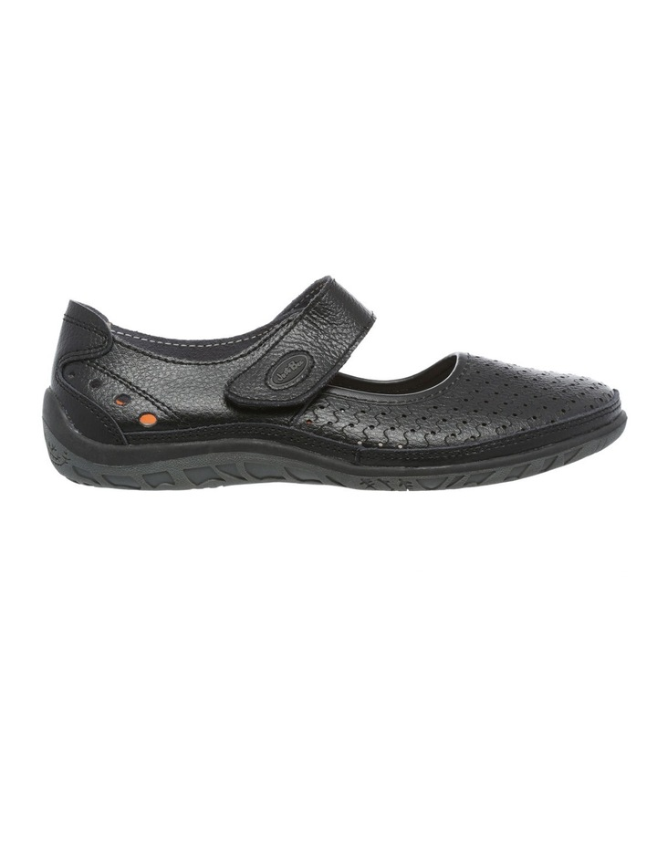 Conia Black Flat Shoes image 1