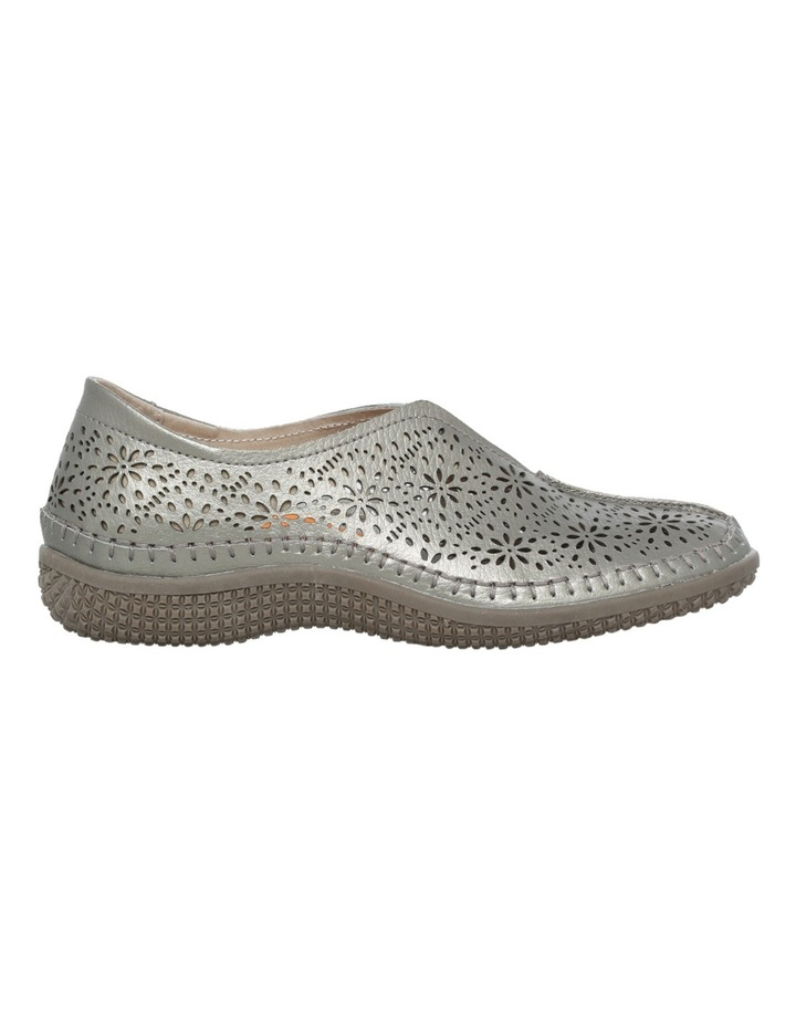 Camille Pewter Pump image 1
