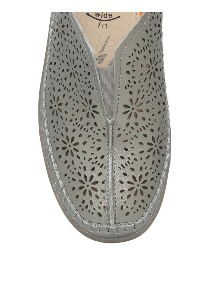 Camille Pewter Pump image 3