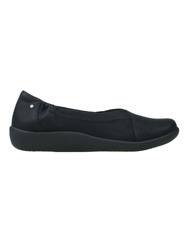 Gerty 2 Black Flat Shoes image 1